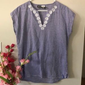 McKinley dry-climate eco Top